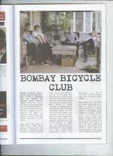 Bombay Bicycle ClubInterview