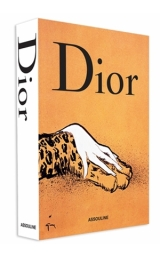 On the Coffee table: Dior slipcase